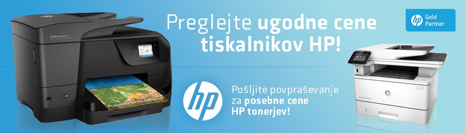 HP - gold partner