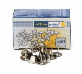RISALNI ŽEBLJIČKI OFFICE METAL 1/100