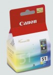 ČRNILO Canon CL 51 21ml