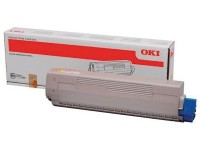 TONER OKI C831/841/C831DM-Yellow 10. strani