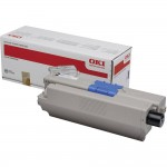 TONER OKI C301/C321/MC332/MC342 - Black (2,2K)