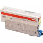 TONER OKI C532/MC573 YELLOW 6000str.