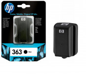 ČRNILO HP C8721EE black 6ml CB279E 363