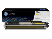 TONER HP CE312A yellow 126A 1000 strani